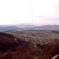 Кладница погледната от Селимица, Витоша